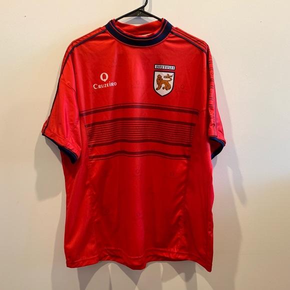 87bcf1996 Cruzíero Shirts   Q Cruzero Professional British Soccer Jersey ...